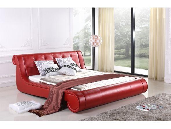 """מיטה זוגית מעוצבת דגם """"לירי"""""""