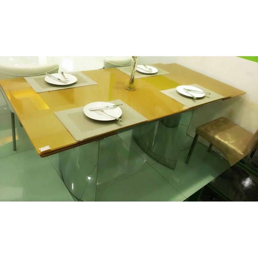 שולחן זכוכית נפתח DT116