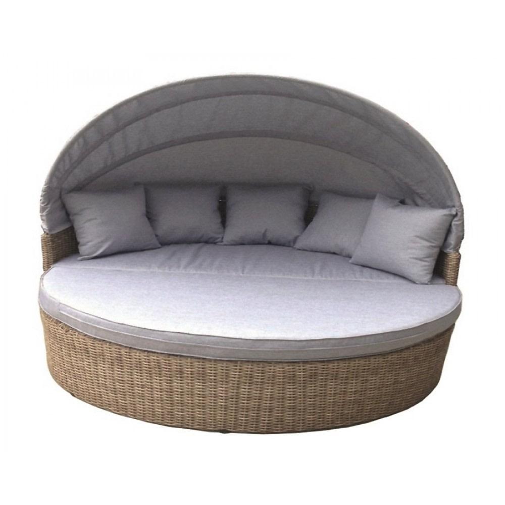 מיטת שיזוף קונכיה 6632