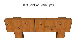 Butt Joint (Incorrect)