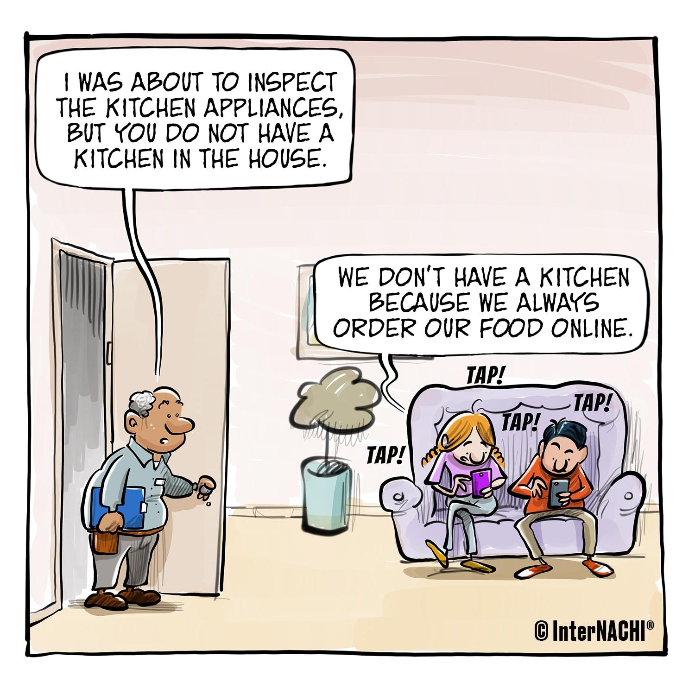 A Generation Gap Cartoon