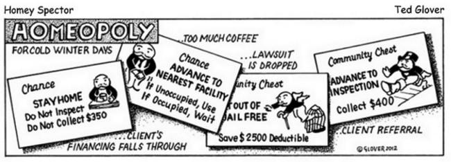 Homeopoly Cartoon