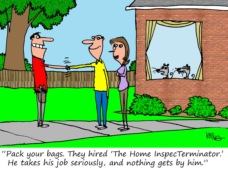 InspecTerminator Cartoon