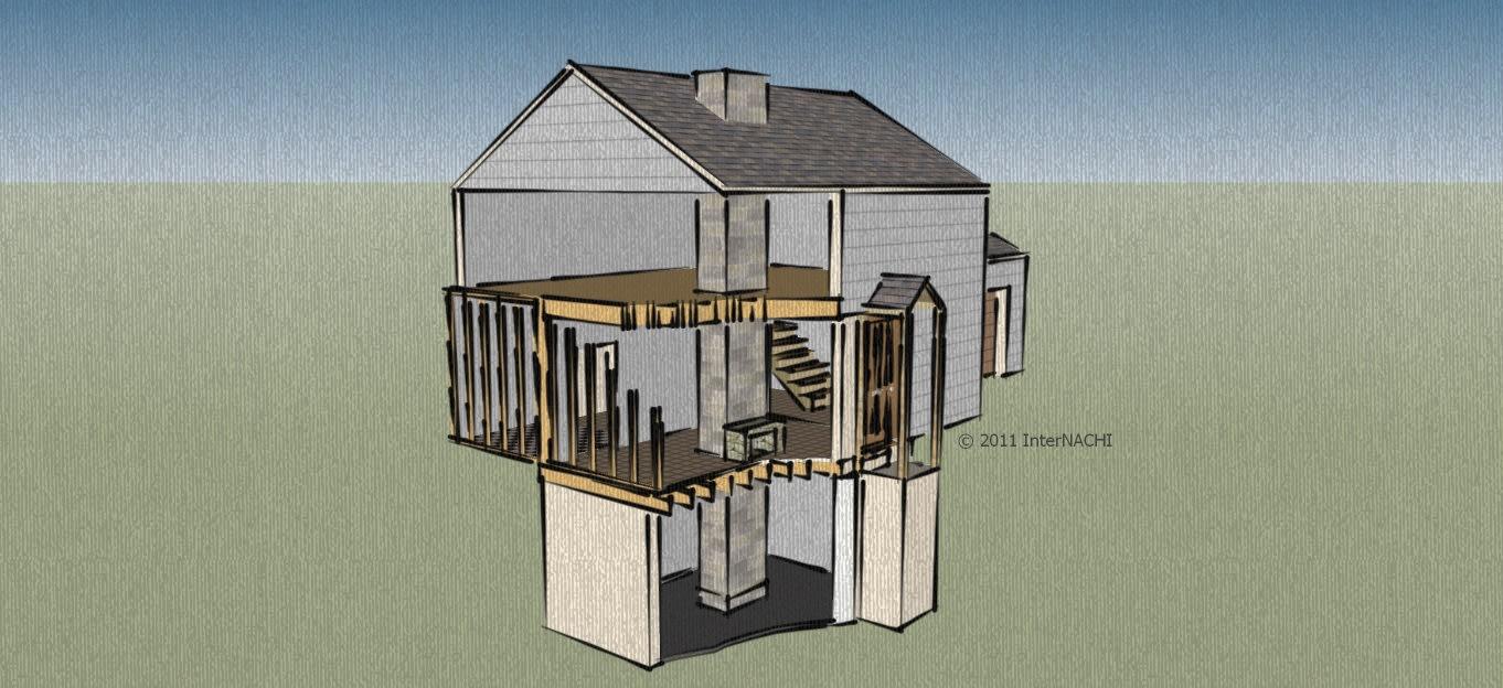 House cutaway.