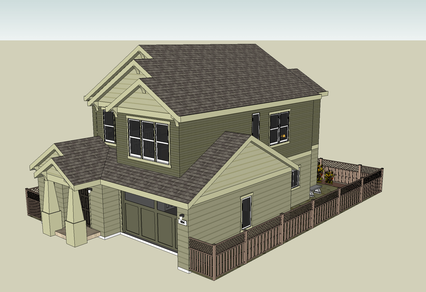 InterNACHI house 102.