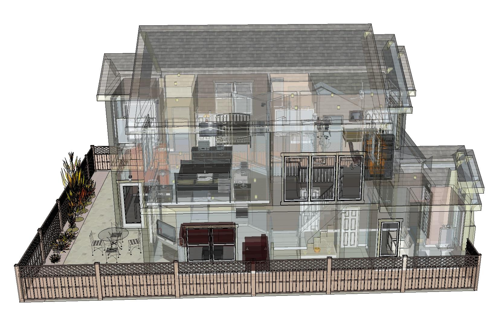 InterNACHI house 105.