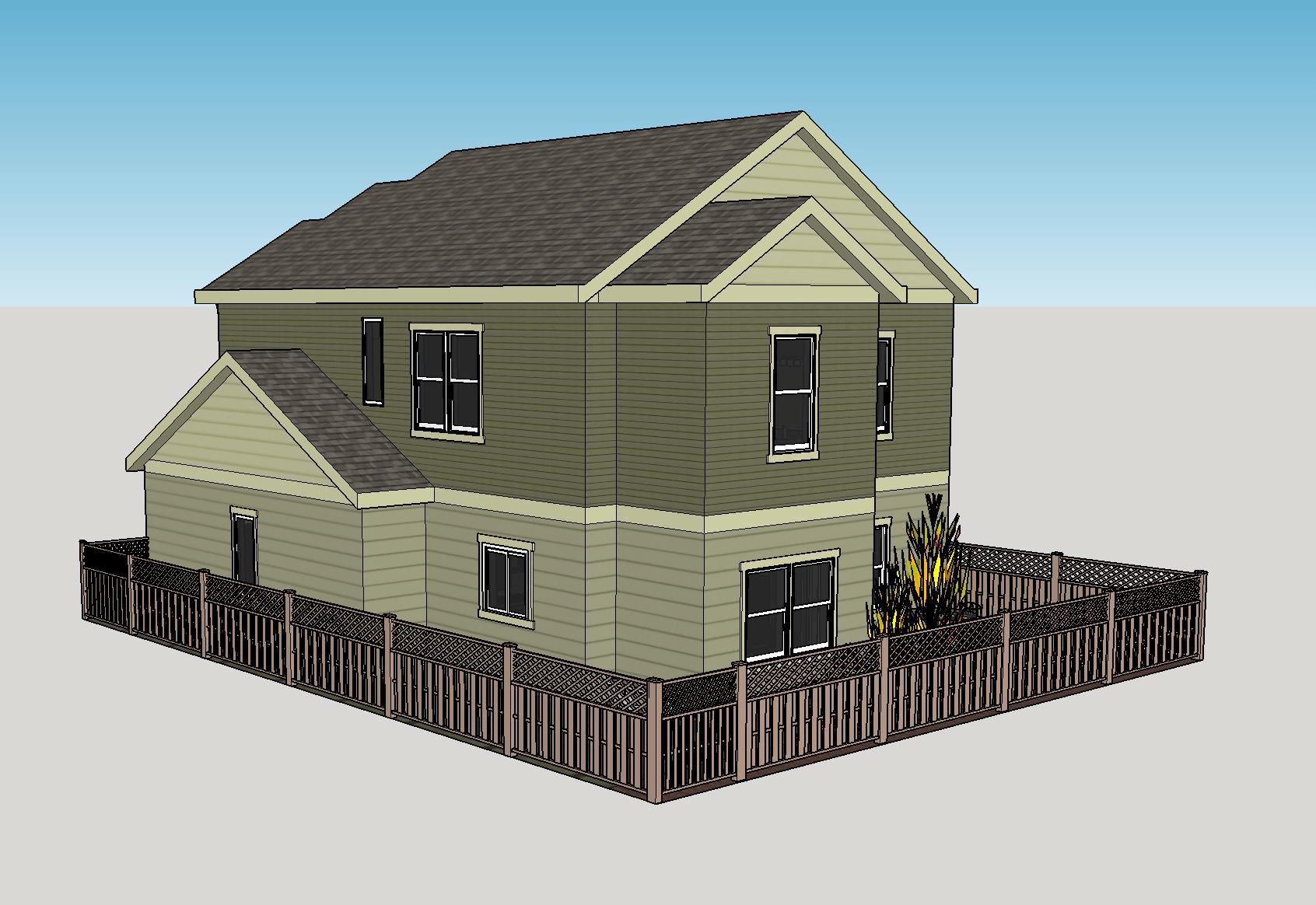 InterNACHI house 121.