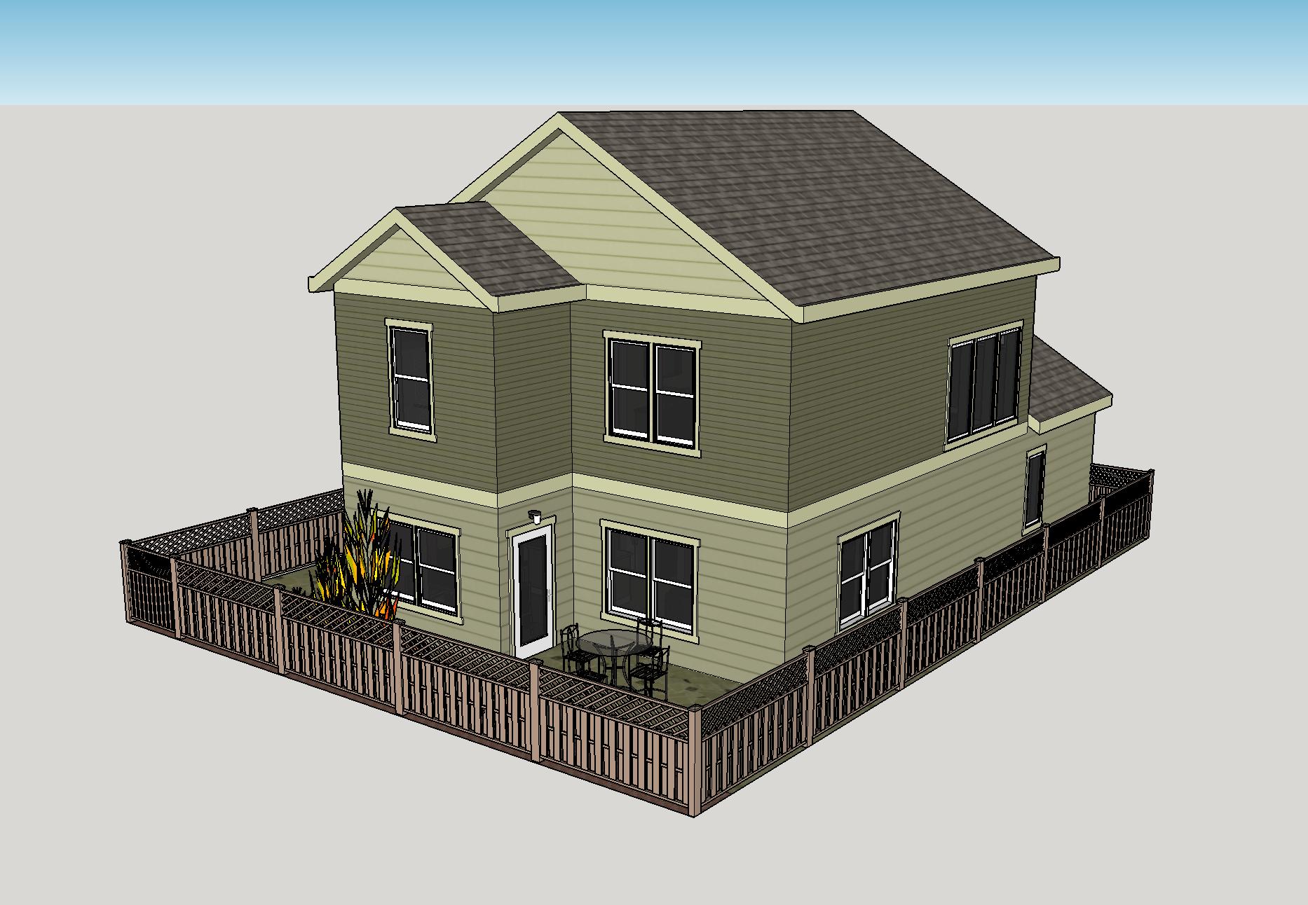 InterNACHI house 122.