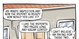 45 Minutes Sugar Coated Inspection