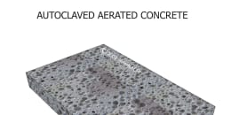 Autoclaved, Aerated Concrete