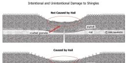 Intentional VS. Unintentional Damage