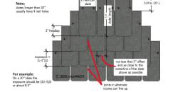 Slate Nailing Details
