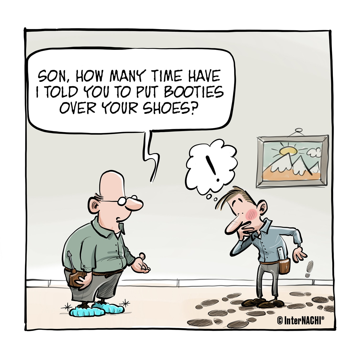 The Shoe Bootie Story Cartoon