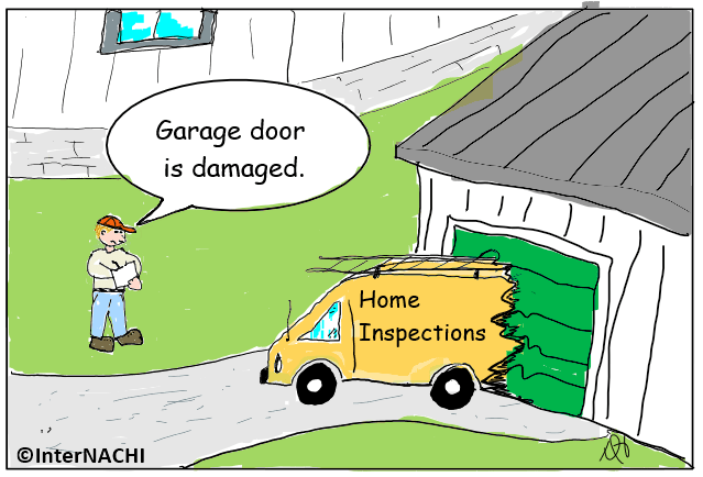 Work Accident Cartoon
