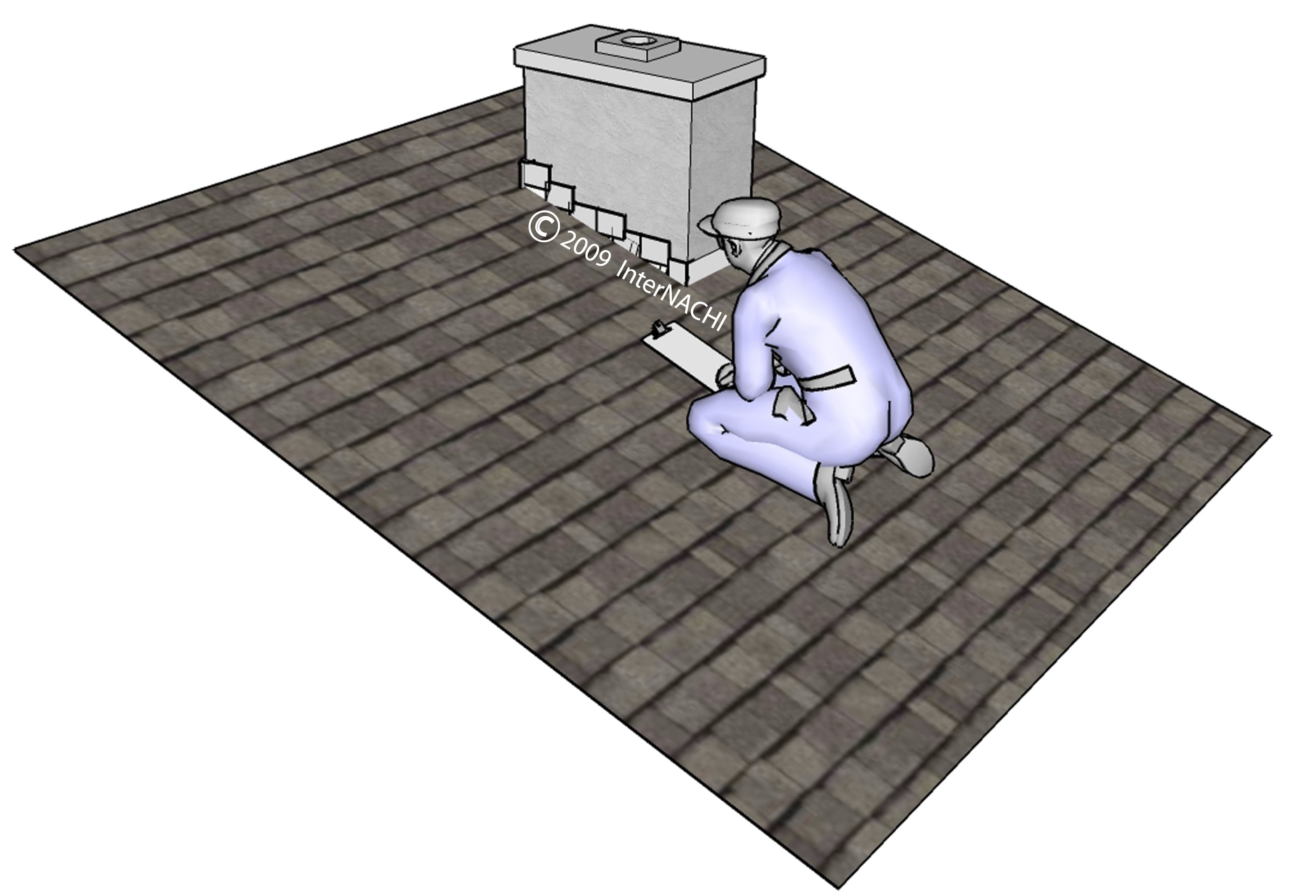 Inspector roof.