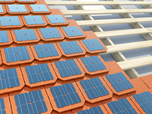 Solar Panel Roofing Shingles Inspection Gallery Internachi