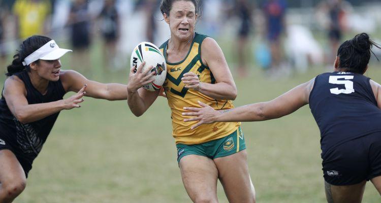 Kiwi women score rare win over Aussies