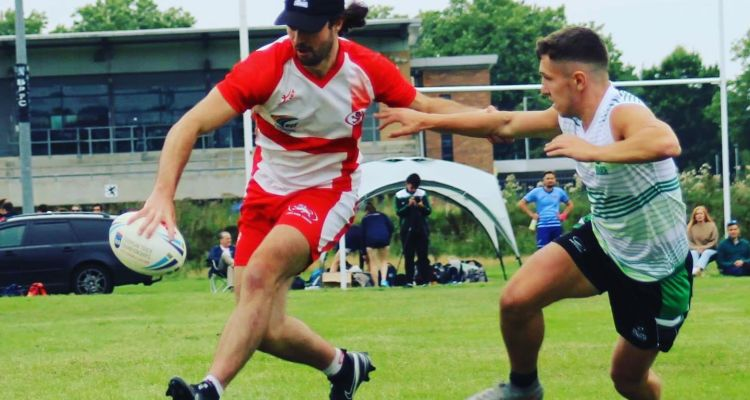 International Touch is back for the first time since Malaysia
