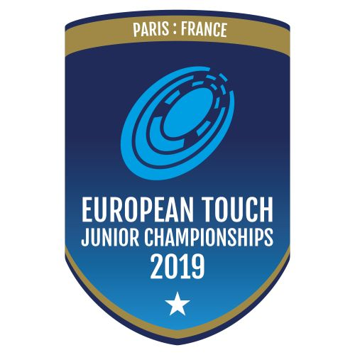 European Touch Junior Championships [LOGO]