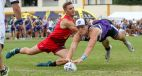Home nations series ushers in return of international Touch