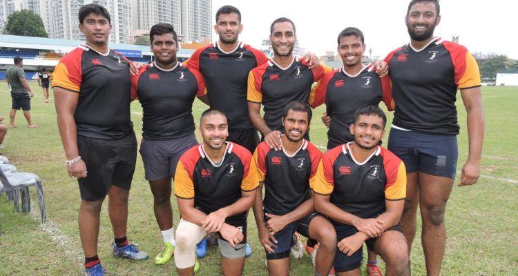 Touch regeneration in Sri Lanka