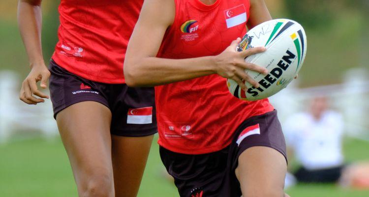 Singapore Lions stalk Asia's best