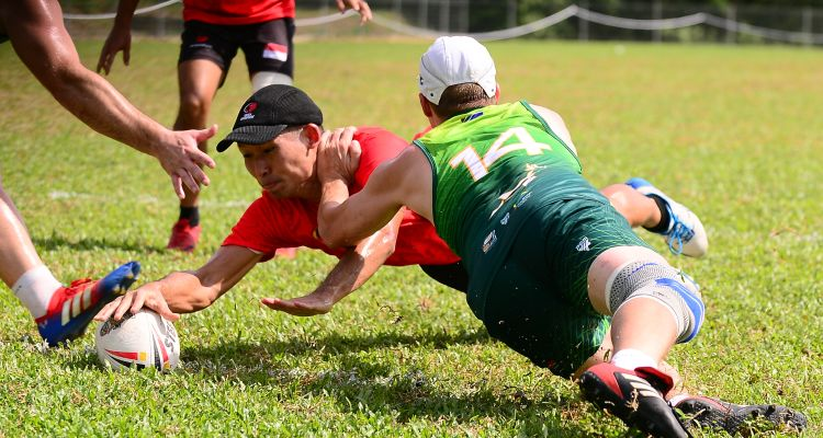Touch Singapore pivots with success with 4v4 League