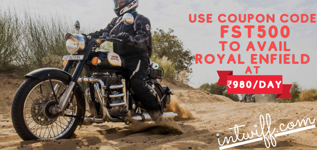 Royal Enfield On Rent In Dehradun at Price ₹989 a day