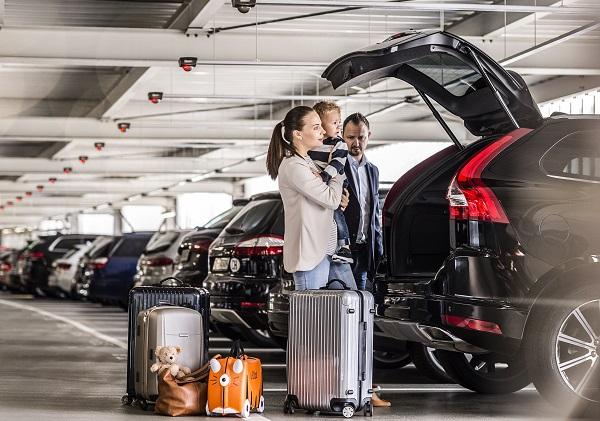 Online Buchung Parking am Flughafen Zürich