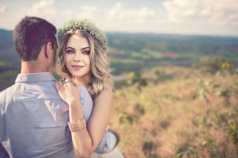 Ensaio de Fotos  pré-wedding