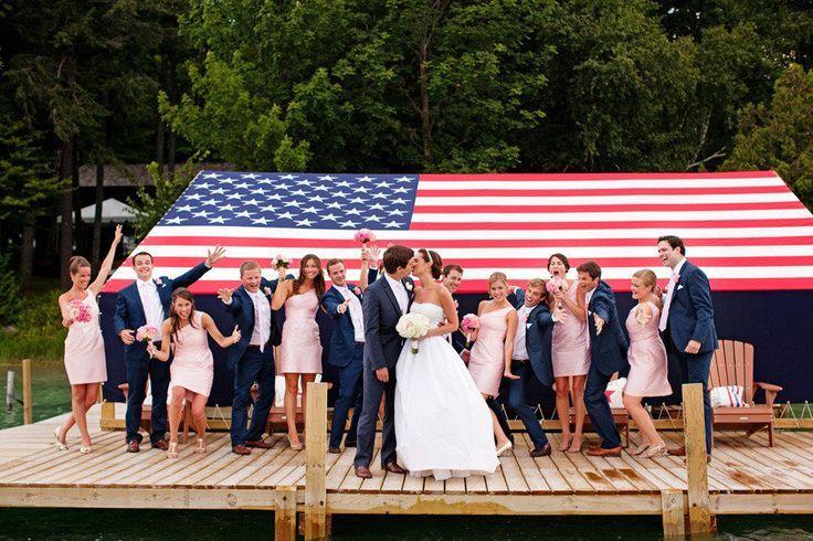 Como é casar nos Estados Unidos?