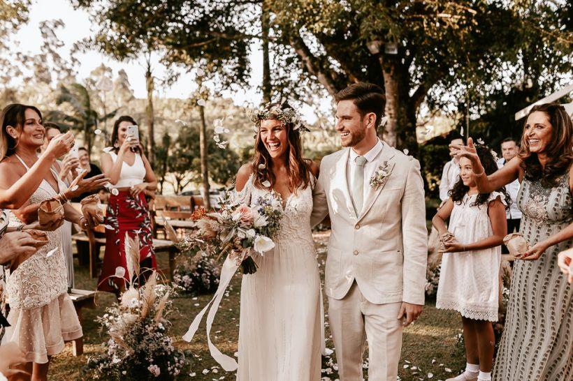 Mini Wedding - 10 Dicas para organizar uma cerimônia intimista inesquecível!