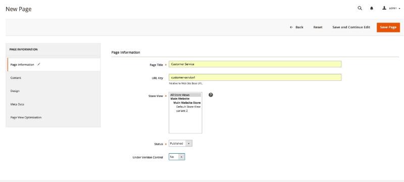 1 Como usar o Magento 2 para a ferramenta de teste A/B