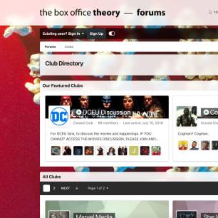 Screenshot of Box Office Theory