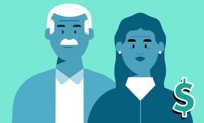 Illustration of patients