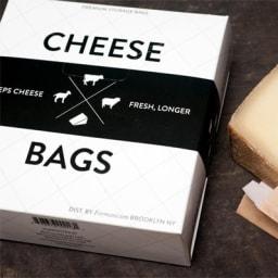 Bolsas para conservar queso