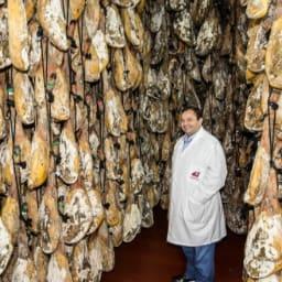 Conociendo los secretos del jamón ibérico de bellota con Joselito