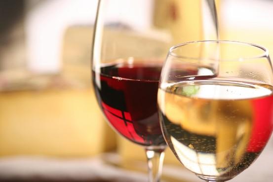 Los ácidos del vino