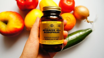 Solgar Advanced 40+ Acidophilus - probiotice din SUA