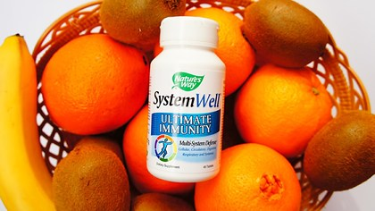 SystemWell Ultimate Immunity de la Nature's Way