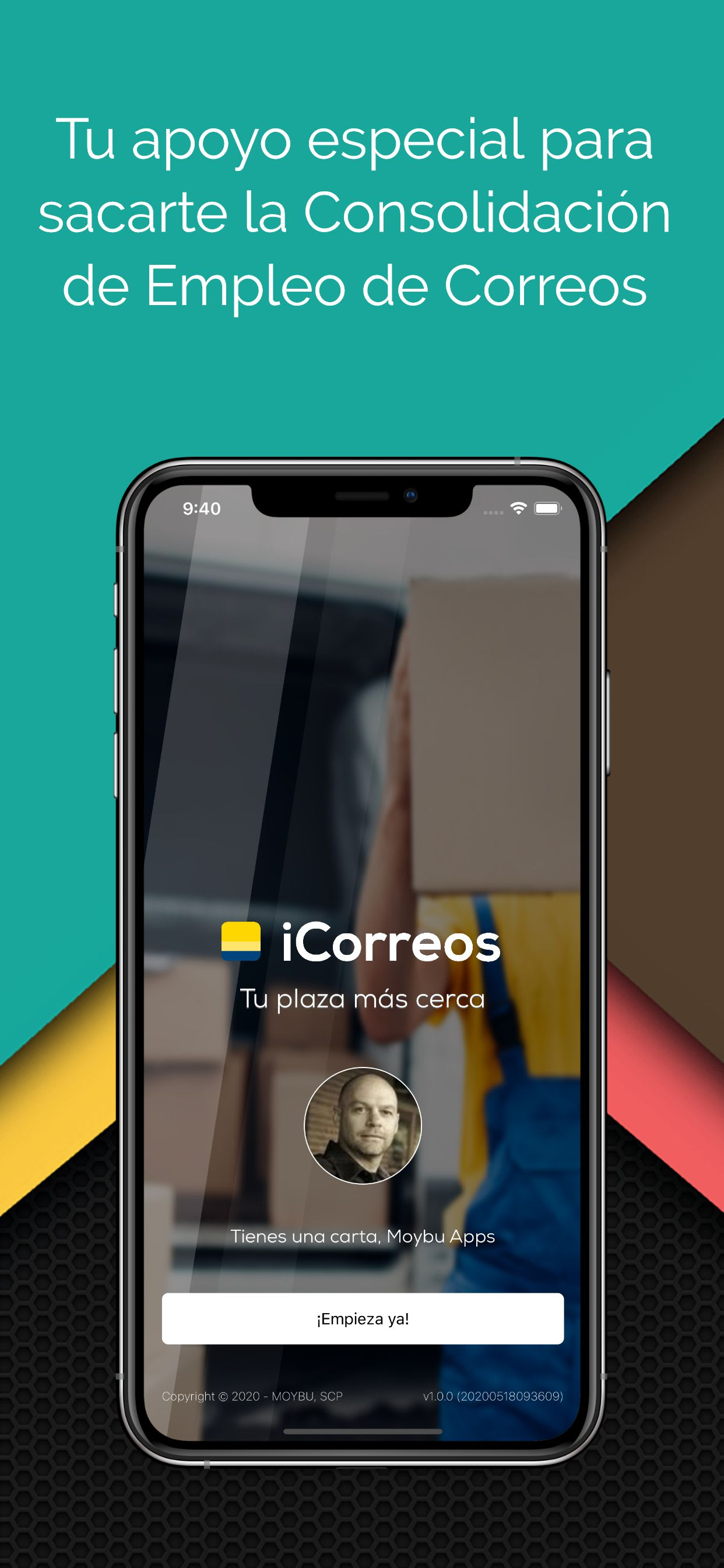 icorreos screenshot 1