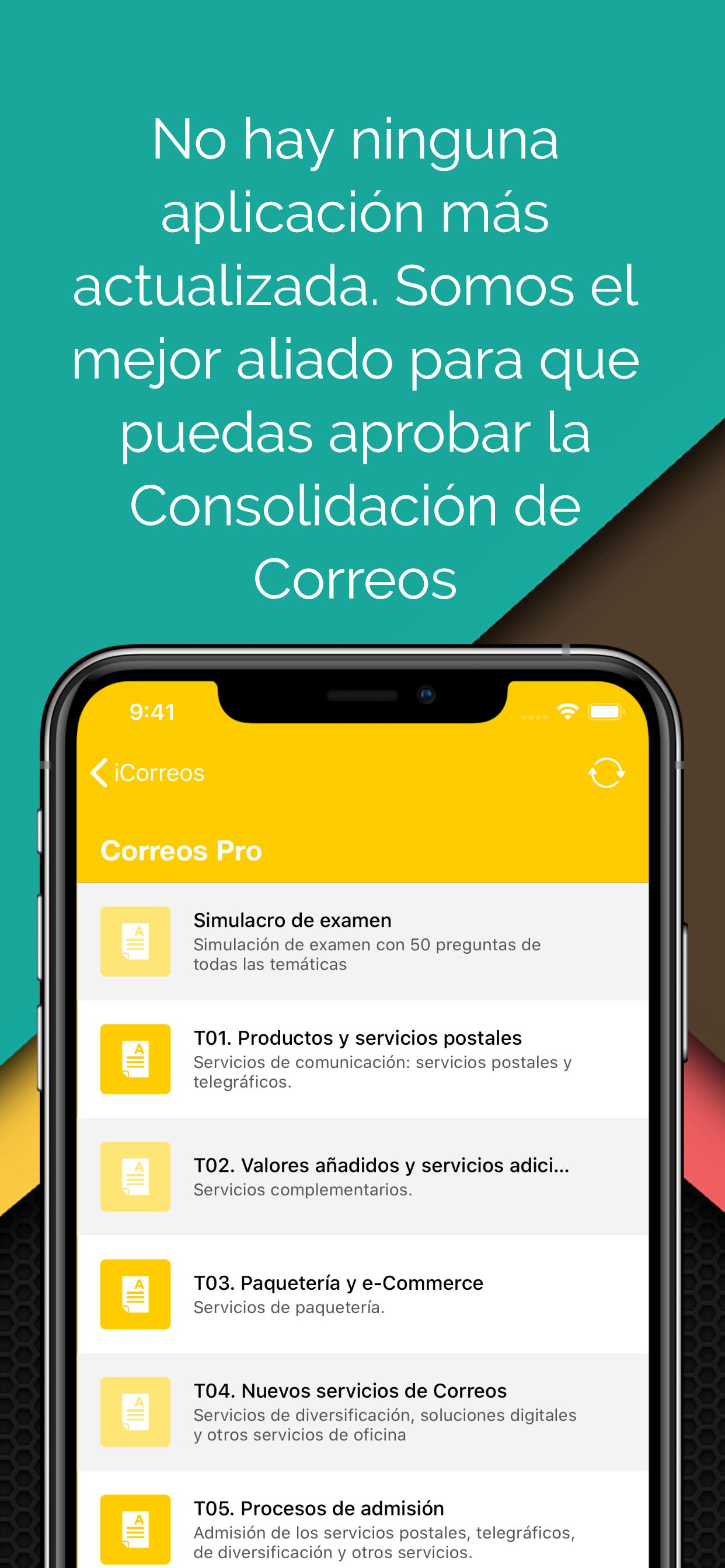 icorreos screenshot 3