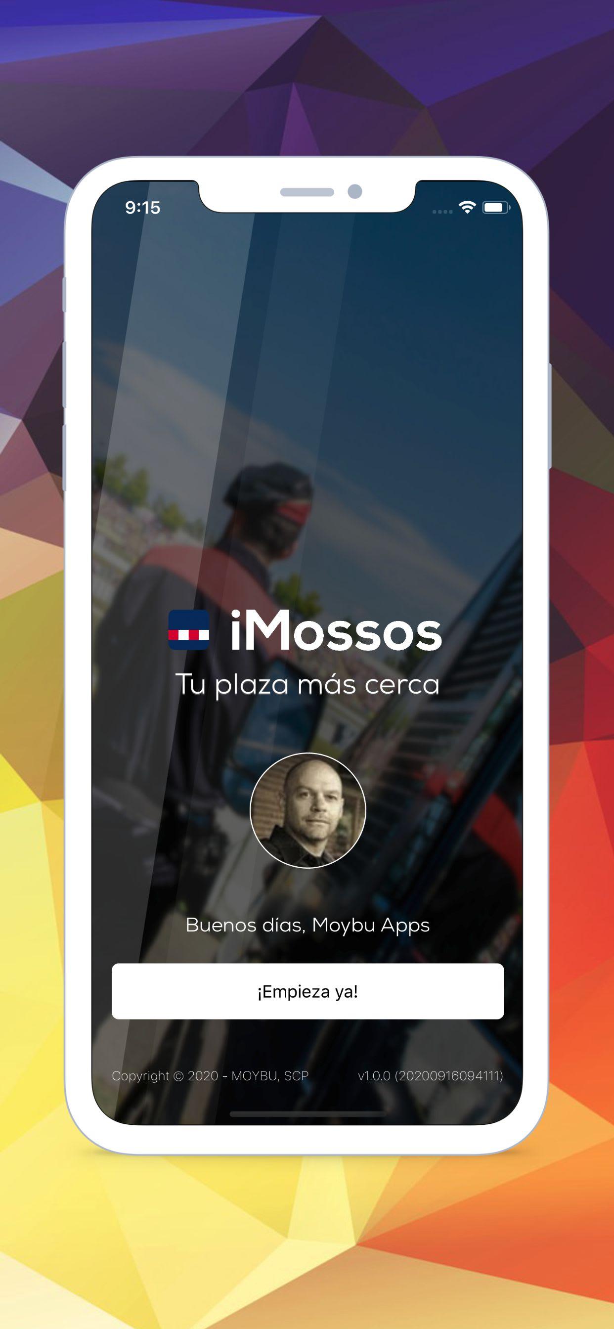 imossos screenshot 1