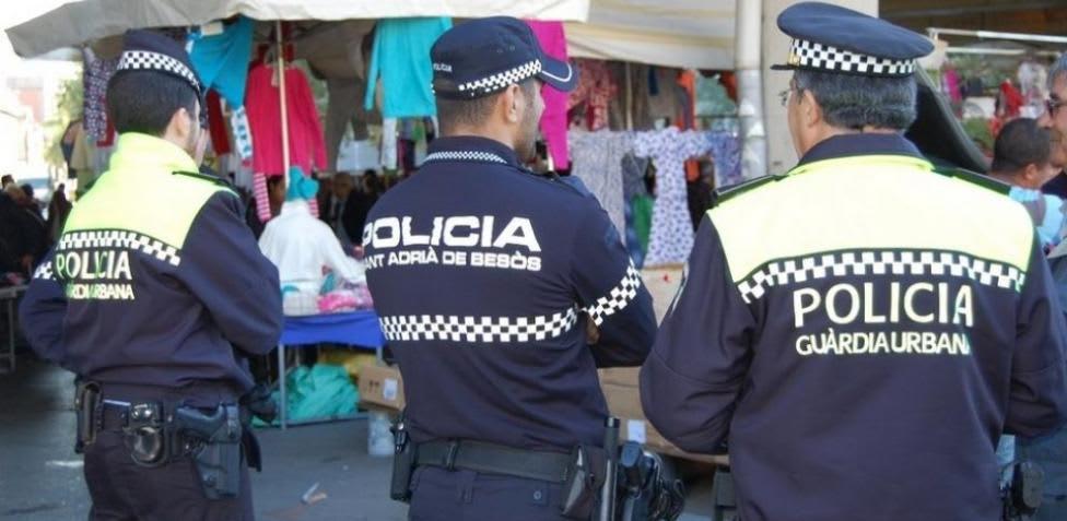 Curs Policia Local de Sant Adrià del Besós