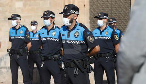 Curs Guàrdia Urbana de Lleida