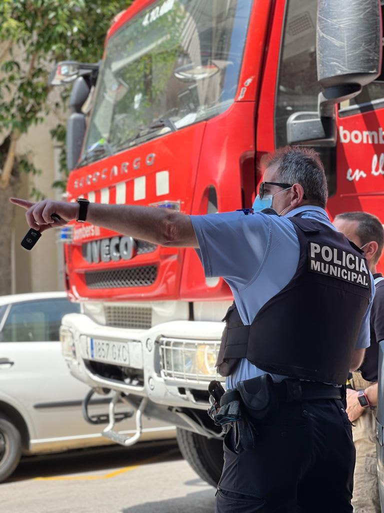 Curs Preparació Policia Municipal Mollet del Vallès