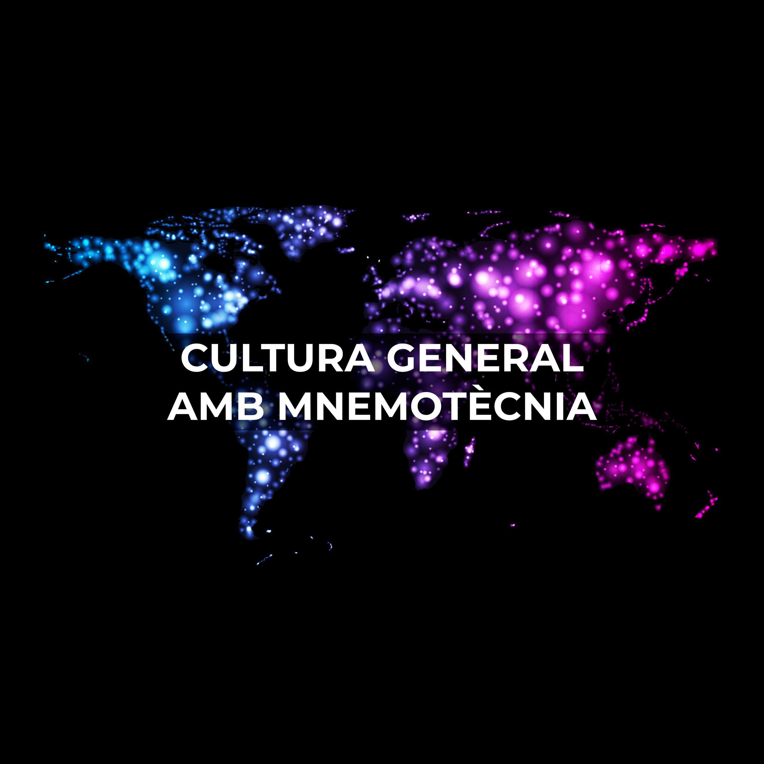 Curs Cultura General amb Mnemotècnia