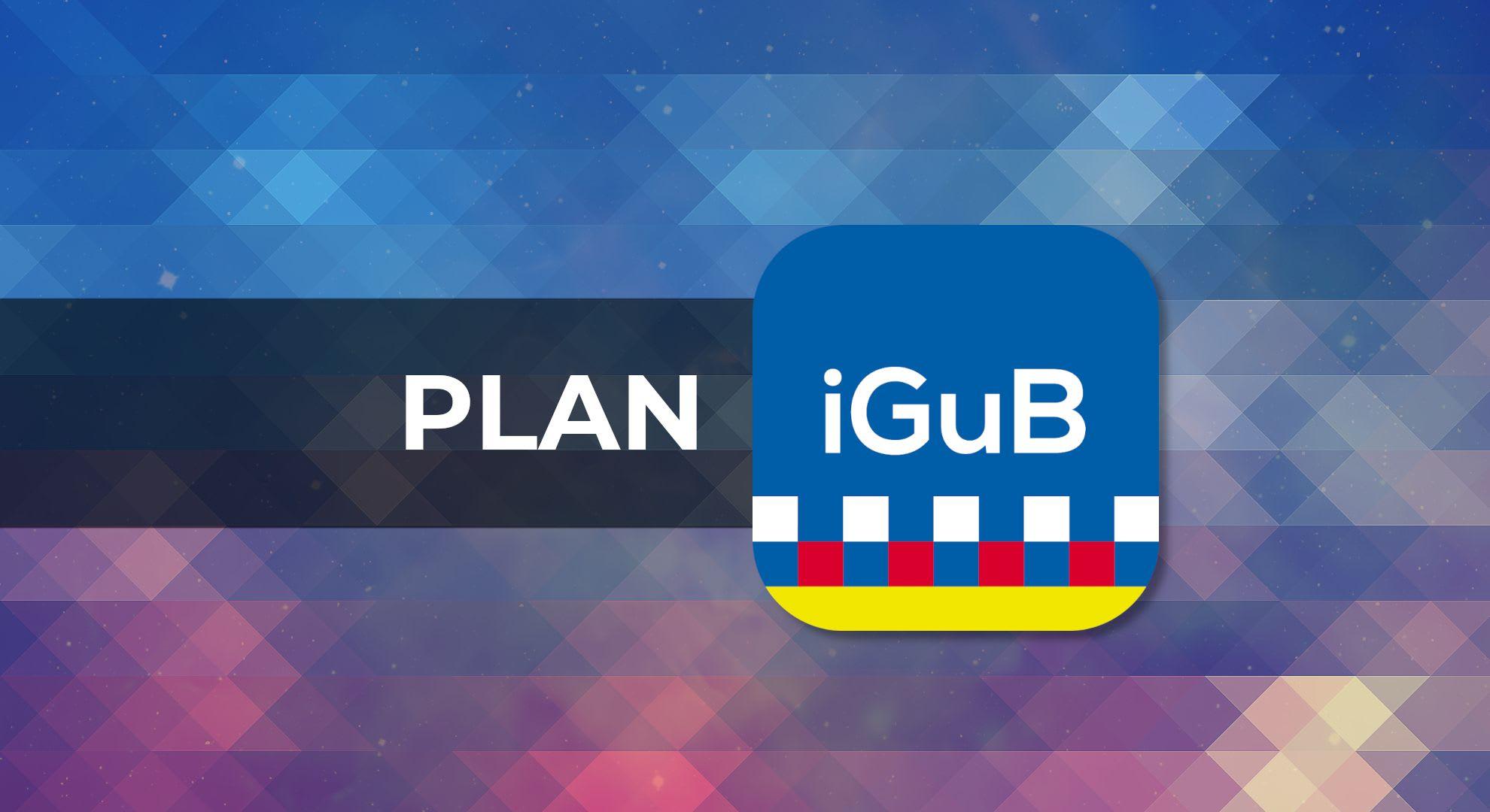 Plan iGuB