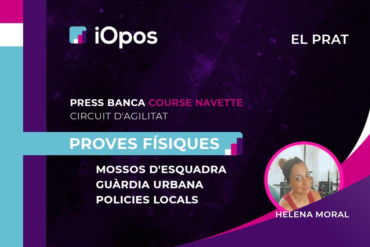 Proves Físiques El Prat Tardes (dilluns dimecres 18:00h - 19:30h)