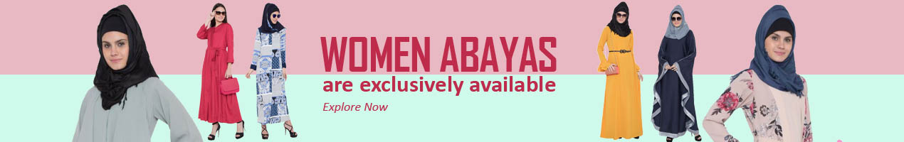 Buy Abaya  online on Islamic Book Bazar